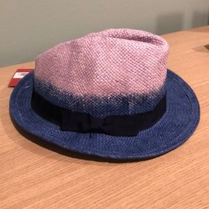 NWT Mossimo Supply Co purple & blue hat.